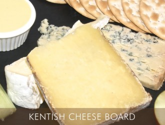 Kentish Cheese Board